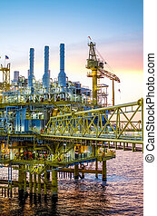 offshore platfrom