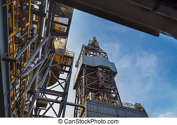 offshore rig structure