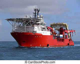 Offshore Vessel C1 - Offshore oil and gas subsea...