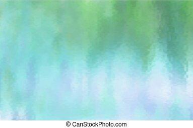 offuscamento, colorare, pendenza, fondo, web, illustration...