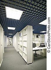 oficina, interior
