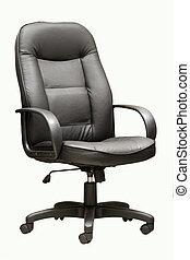 oficina, sillón