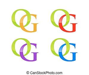 OG Initial  - initial design logo