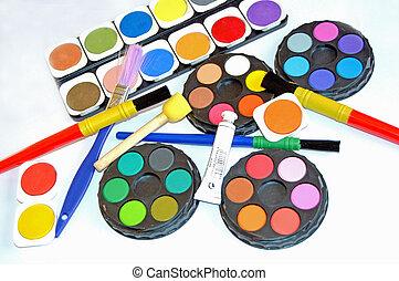 oggetti, arts&crafts, educazione