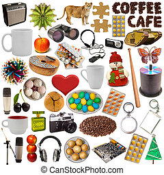 oggetti, collezione