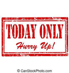 oggi, only-stamp