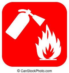 ogień bezpieczeństwo