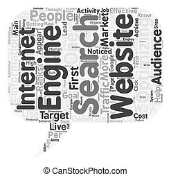 OGSEO what is the importance of SEO text background wordcloud concept