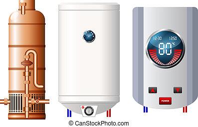 ohřívač vody