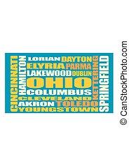Ohio state cities list
