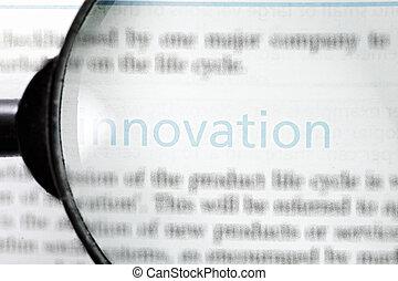 ohnisko, inovace