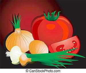 oignon, tomato2