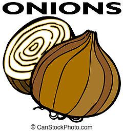 oignons