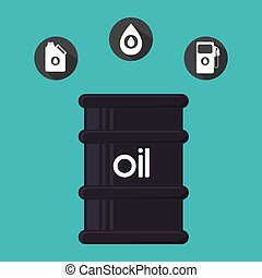 oil and petroleum price design