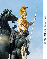 oil austria, vienna, parliament - parliament as the seat of...