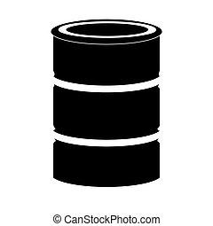 oil barrel icon image