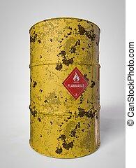 Oil-Barrels