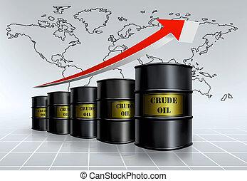 oil diagram