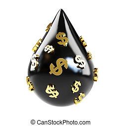 oil dollars price of oil