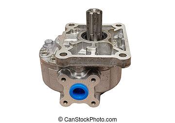 oil gear pump hydraulic system
