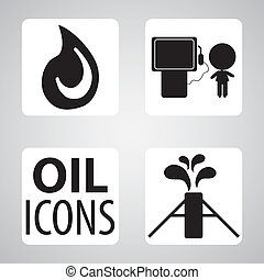 oil icons