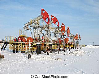 Oil industry 3