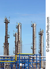 oil industry refinery petrochemical plant industry