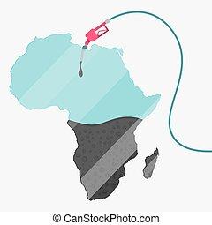 Oil of Africa