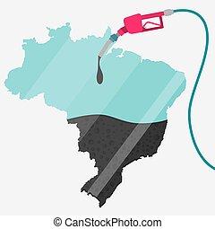 Oil of Brazil