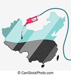 Oil of China
