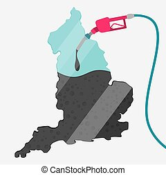 Oil of England