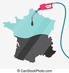 Oil of France