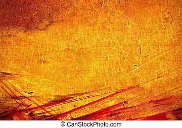 Abstract painted background texture