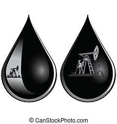 oil-producing, körömcipő