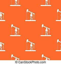 Oil pump pattern seamless - Oil pump pattern repeat seamless...