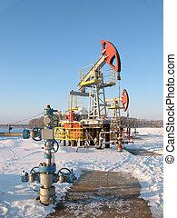 Oil pump - Oil industry