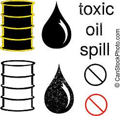 Oil set
