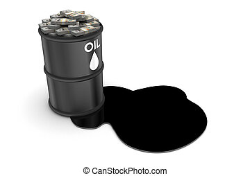 Oil Spill and Money