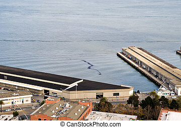 Oil Spill Moves into San Francisco Harbor