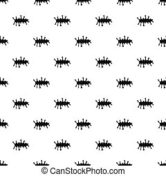 Oil spot isolated on white background