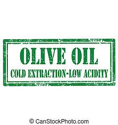 oil-stamp, oliva