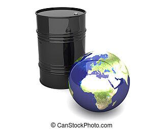 Oil World - Europe