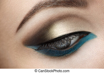ojo, belleza