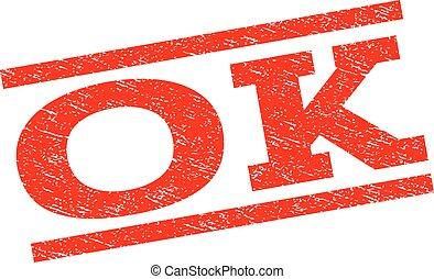 Ok Watermark Stamp