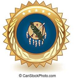 Oklahoma Badge