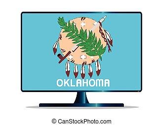 Oklahoma Flag TV