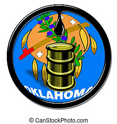 oklahoma, oil.