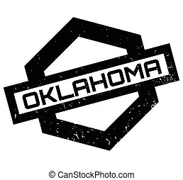Oklahoma rubber stamp