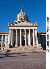 Oklahoma state capitol