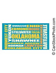 Oklahoma state cities list